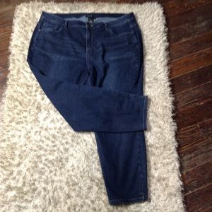 Lane Bryant Skinny Jeans Size 20